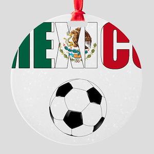 Mexico soccer Ornament