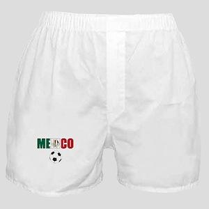 Mexico soccer Boxer Shorts