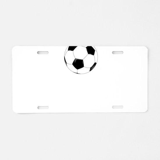 Mexico soccer Aluminum License Plate