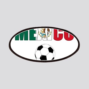 Mexico soccer Patches