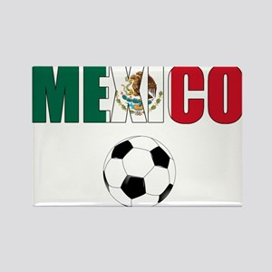 Mexico soccer Magnets