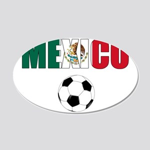 Mexico soccer Wall Decal