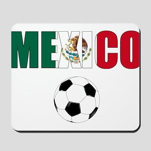 Mexico soccer Mousepad