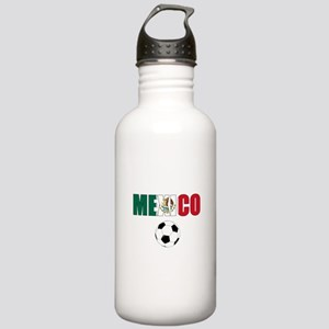 Mexico soccer Water Bottle