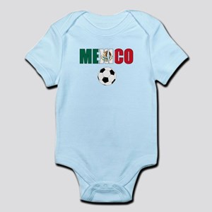Mexico soccer Body Suit
