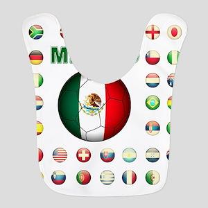 Mexico soccer Bib
