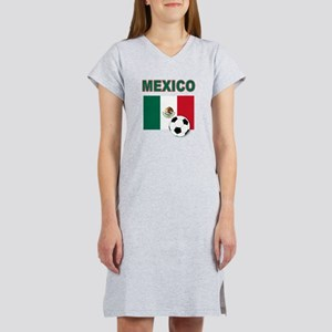 Mexico soccer Women's Nightshirt