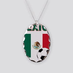 Mexico soccer Necklace