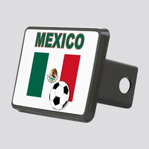 Mexico soccer Hitch Cover