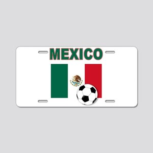 Mexico soccer Aluminum License Plate