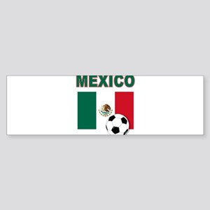 Mexico soccer Bumper Sticker