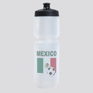 Mexico soccer Sports Bottle
