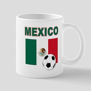 Mexico soccer Mugs