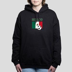 Mexico soccer Women's Hooded Sweatshirt