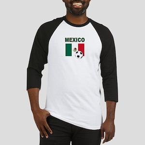 Mexico soccer Baseball Jersey