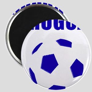 Uruguay soccer futbol Magnets