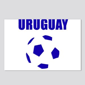 Uruguay soccer futbol Postcards (Package of 8)