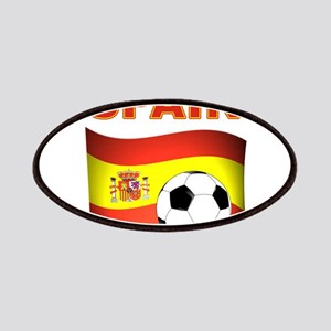 Spain soccer Patches