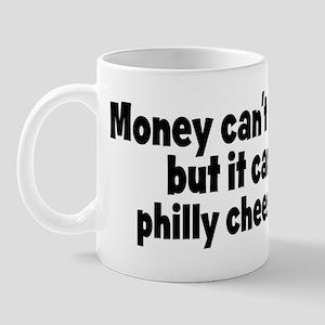 philly cheesesteak (money) Mug