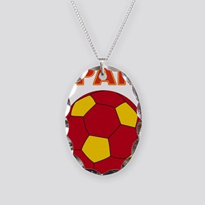 Spain soccer Necklace