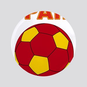 "Spain soccer 3.5"" Button"