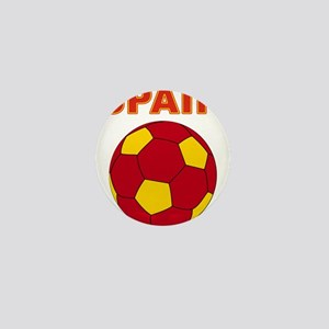 Spain soccer Mini Button