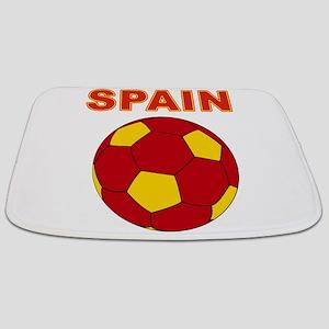 Spain soccer Bathmat