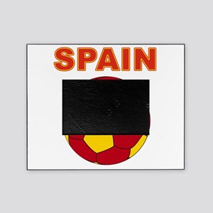 Spain soccer Picture Frame