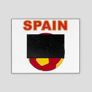 Spain soccer Picture Frame