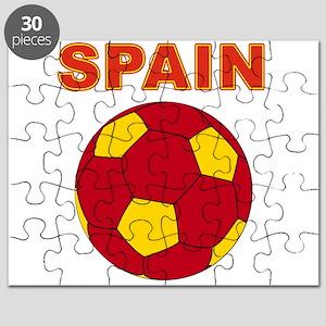 Spain soccer Puzzle