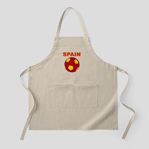 Spain soccer Apron