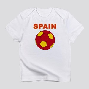 Spain soccer Infant T-Shirt