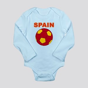 Spain soccer Body Suit