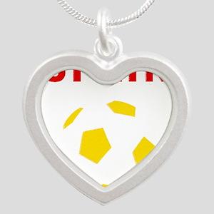 Spain soccer Necklaces