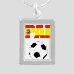 Spain soccer Necklaces