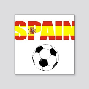 Spain soccer Sticker