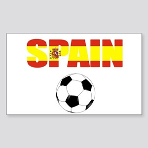 Spain soccer Sticker