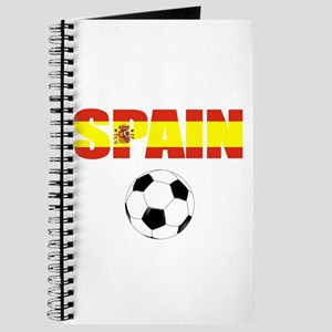 Spain soccer Journal