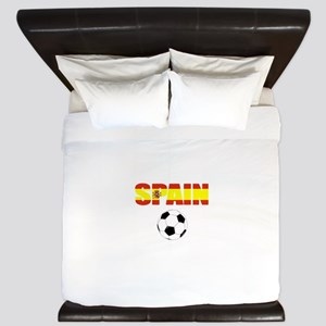 Spain soccer King Duvet
