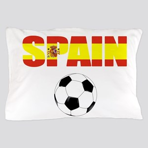 Spain soccer Pillow Case