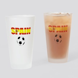 Spain soccer Drinking Glass