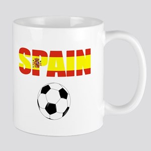 Spain soccer Mugs