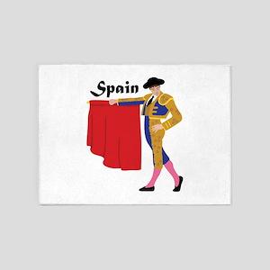 Spain 5'x7'Area Rug