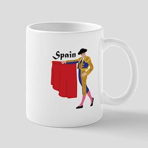 Spain Mugs