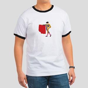 Matador Spanish Bull Fighting T-Shirt