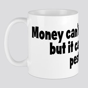 pesto (money) Mug