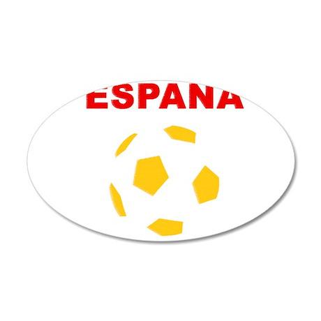 España futbol Wall Decal