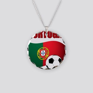 Portugal futebol soccer Necklace