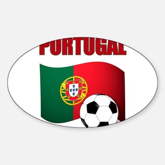 Portugal futebol soccer Decal