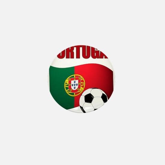 Portugal futebol soccer Mini Button